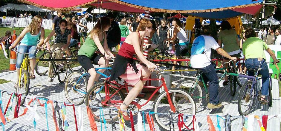 Que celle qui n'a jamais fait une de ces 10 erreurs de débutantes à vélo me jette la première chambre à air… Une chose est sûre, ça ne vous arrivera plus!
