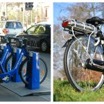 Le vélo en libre service à assistance électrique, c'est pout bientôt! Et avec une batterie portative offrant jusqu'à 10 km d'autonomie!