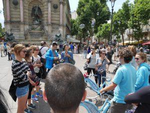 Visitez Paris à vélo avec Blue Bike Tours