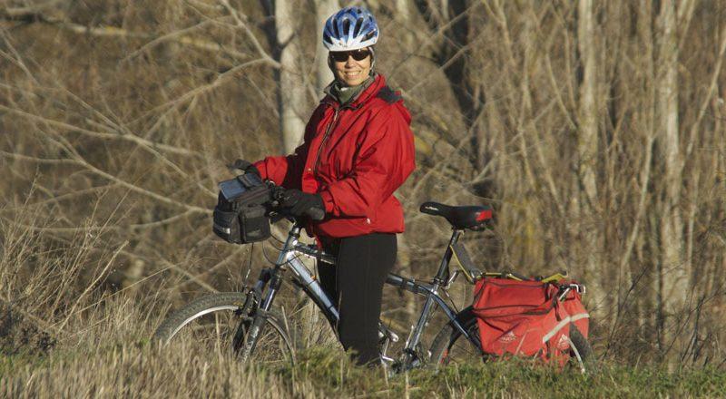 À la rencontre de Valéria: le cyclo-voyage dans la peau...