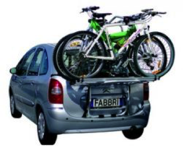 Le porte-vélos de coffre