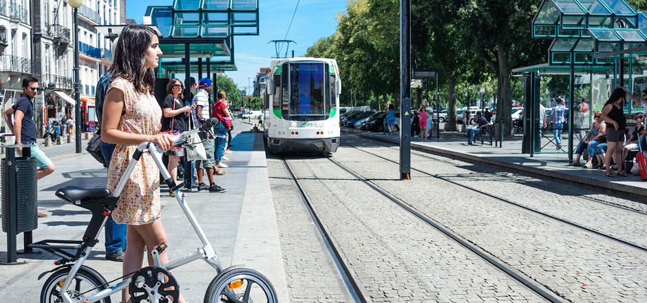 Vélo et pollution en ville: gardez un temps d'avance