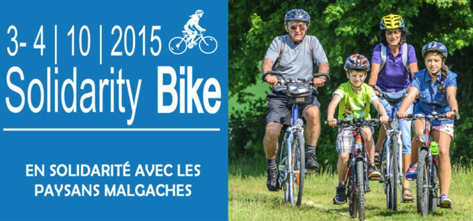 Solidarity Bike 2015: la rando solidaire