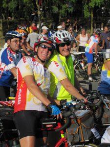 5e Paris-Brest-Pars de la cyclo-sportive, Catherine Cremers