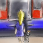 Vélo et train, la solution vélotaf intermodale