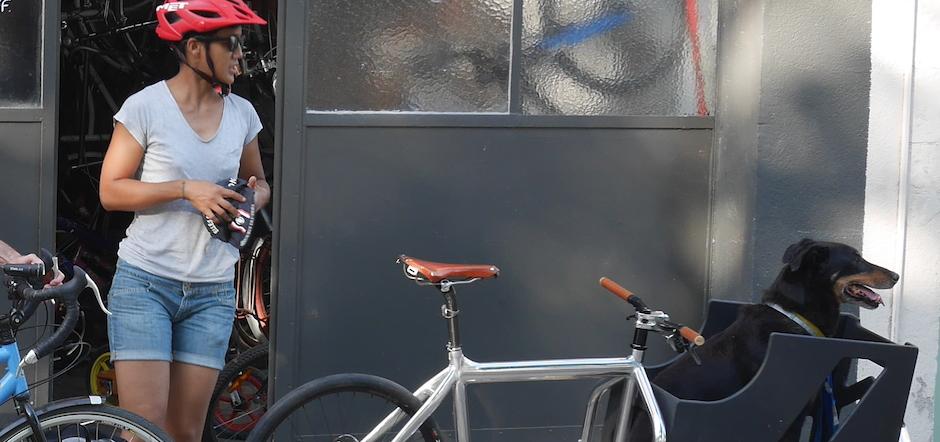 Pourquoi je ne fais pas de compétition vélo