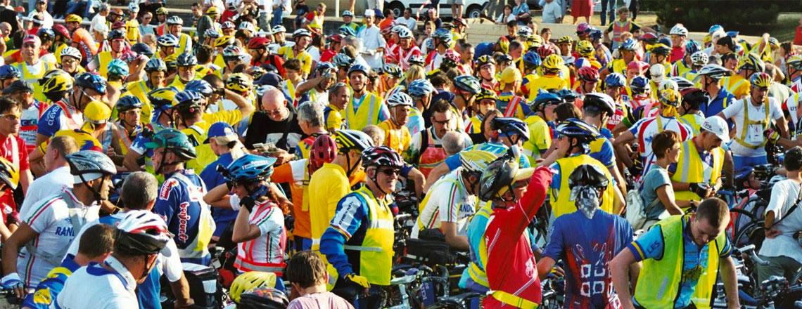 Randonnée cycliste Paris-Brest 2015: les étapes du tour