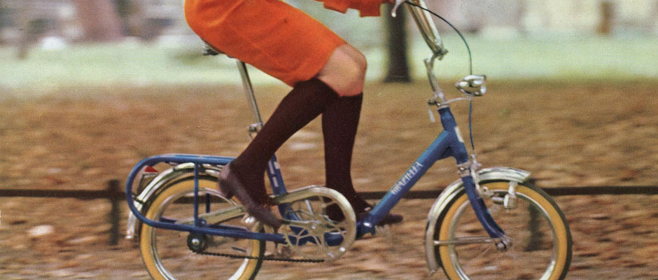 Le mini-vélo, un petit destrier qui rend de grands services