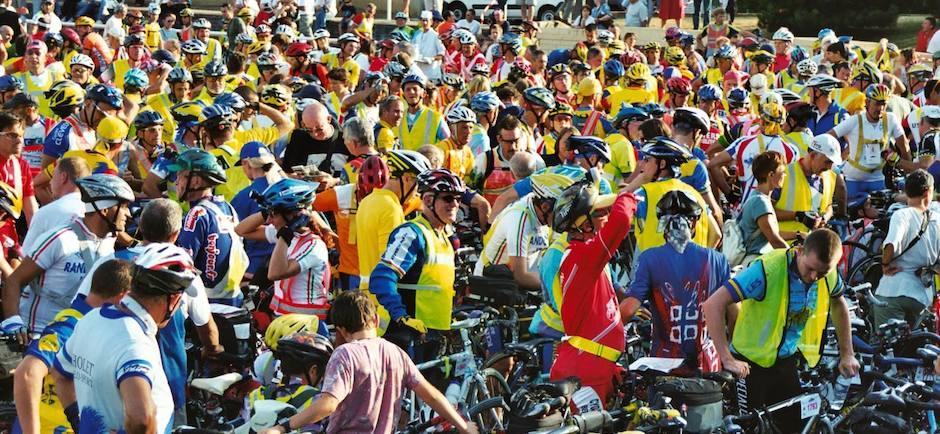 Paris-Brest-Paris: randonnée à vélo de légende