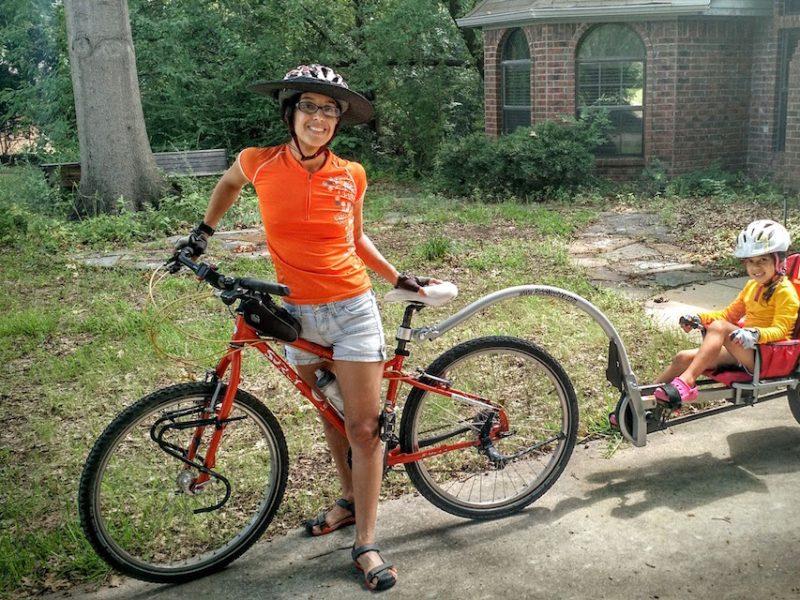 Voyager à vélo avec les enfants pour les vacances