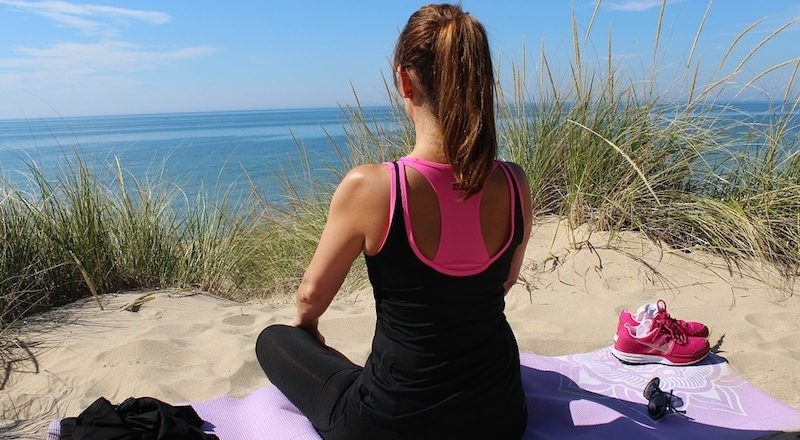 Yoga et vélo: 3 bonnes raisons d'aimer ce duo