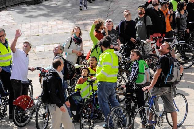 Convergence Vélo 2015: les petites reines sont de sortie