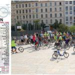 Le dimanche 20 septembre 2015, de nombreux cyclistes vont envahir Lyon pour la Convergence Vélo. L'évènement annuel rassembleur et convivial des cyclos.