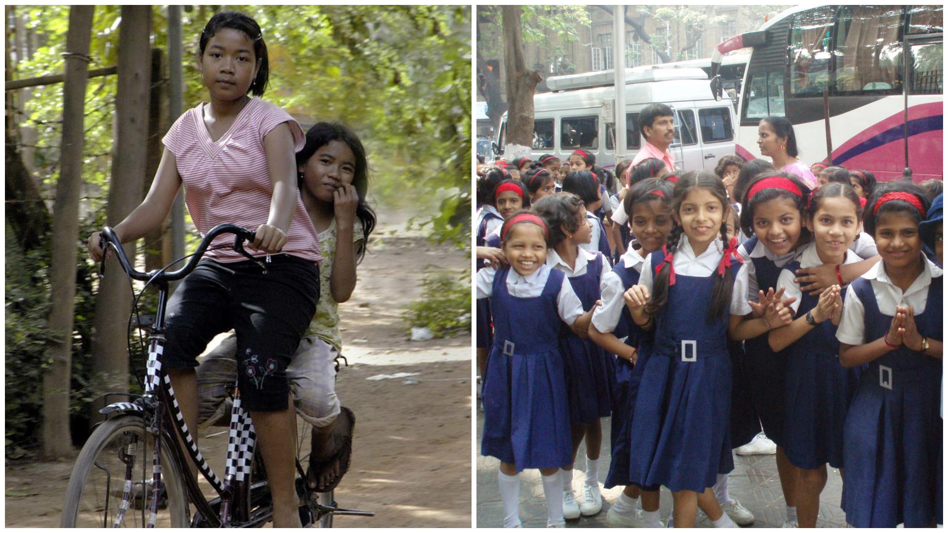 Et si on vous disait que pour chaque vélo vendu par une entreprise australienne, une écolière en Inde reçoit un vélo gratuit, pour aller à l'école…