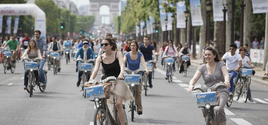 Paris sans voiture, profitez de la ville autrement!