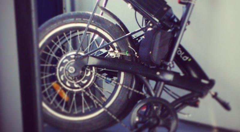 Train et vélo, une combinaison maline