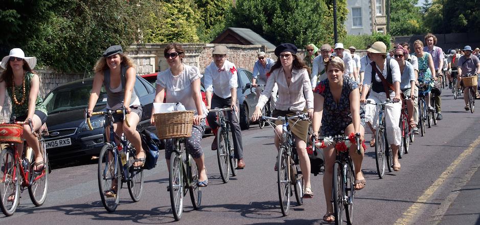 Bristol, la capitale verte européenne et la ville du vélo