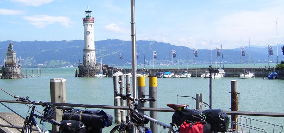 Le Tour du Lac de Constance à vélo
