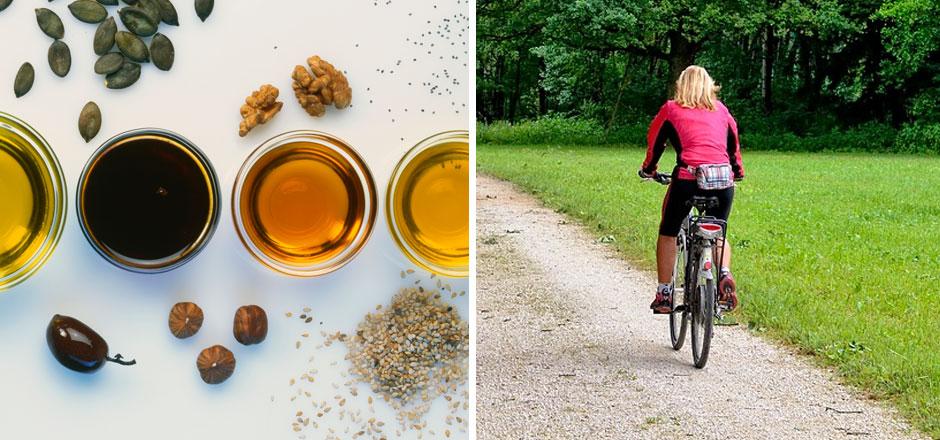 Performance: mettez des huiles végétales dans votre moteur!