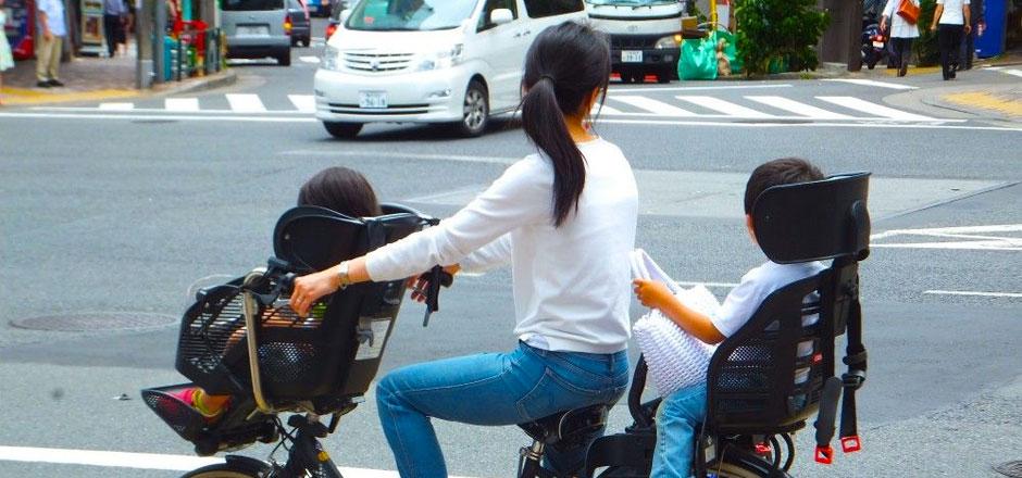 Le vélo au Japon: coutumes et pratiques