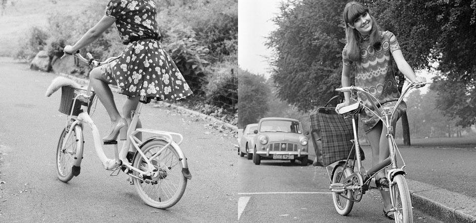 Le mini-vélo Gitane des années 70