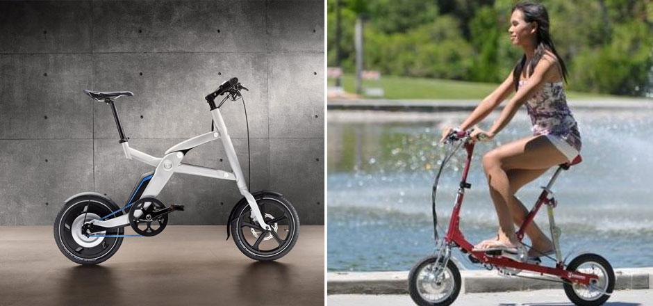 Le mini-vélo électrique, un mode de transport urbain agréable