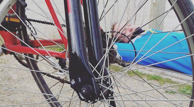 Nolwenn a voulu partager son amour du vélo avec son cher et tendre. Récit de sa première escapade en amoureux à vélo. Passion quand tu nous tiens!