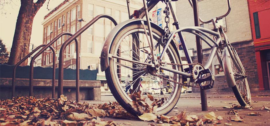 L'arrière-saison à vélo