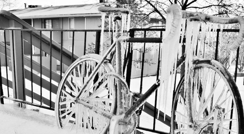 Le vélo en hivers, on en discute à Bruxelles