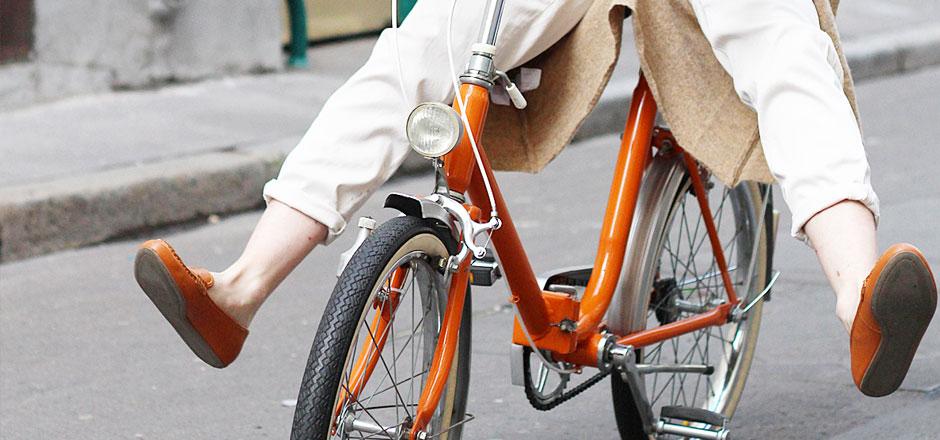 Années 70: le mini-vélo Peugeot fait fureur