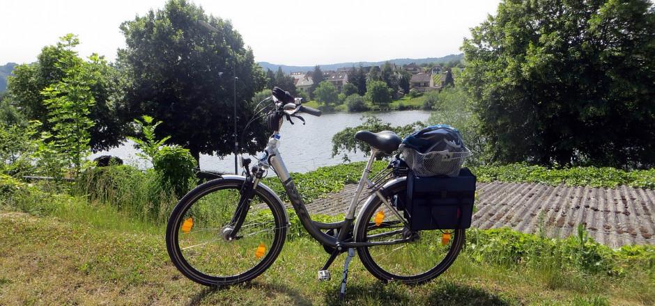 Suivez les coups de pédales de Bécanique, de la Belgique à la Moselle allemande. Un récit qui va vous inspirer de belles balades à vélo!