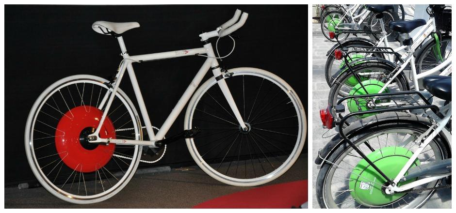 La roue électrique, ce n'est pas si compliqué! À l'avant ou à l'arrière, faites votre choix parmi nos deux astuces faciles et rapides pour un vélo branché!