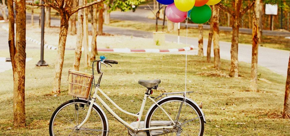 Isophie: le vélo, c'est bon pour le moral!