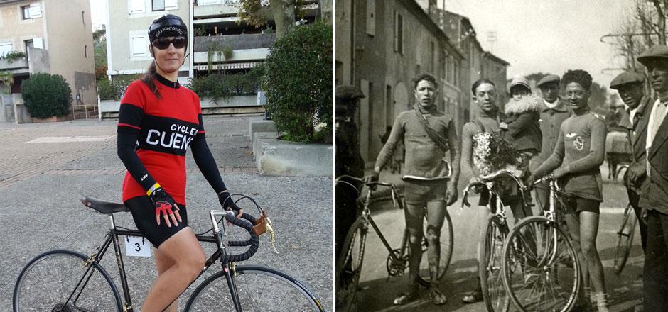 Valérie nous raconte sa première randonnée vintage à vélo lors de la Cyclo Légende organisée par le Vélo Club Pennois. Une sortie 100% Rétro!