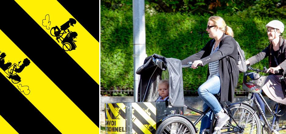 Le vélo en famille, ça roule avec Vélowomon