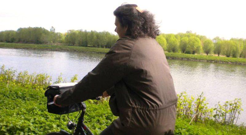 En selle pour une balade à vélo au coeur de la capitale du plat pays. Des kilomètres de bonheur partagés par notre contributrice Biciclic!