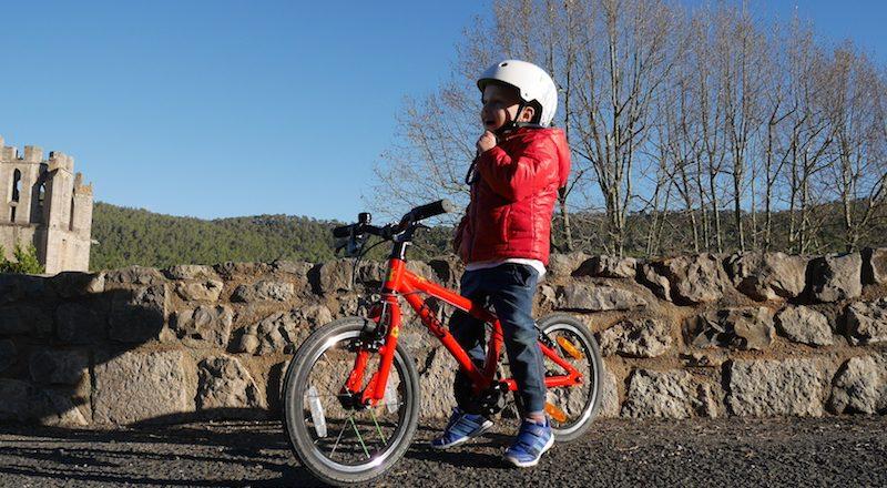 vélos enfants légers Frog Bikes