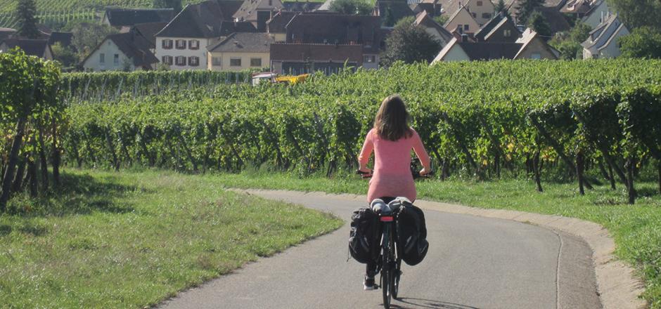 Les vacances à vélo organisées: choisir de partir sans souci