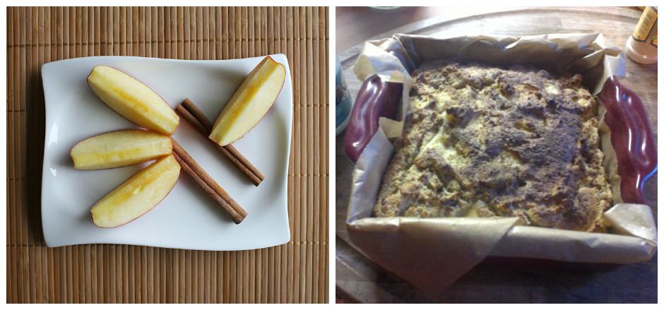 En dessert ou en collation, vous allez appréciez le gâteau aux pommes et épices! Une recette rapide et savoureuse à tester sans attendre!