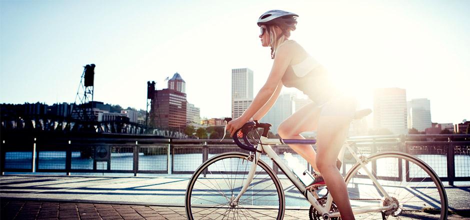 5 conseils pour perdre du poids à vélo et rester en forme