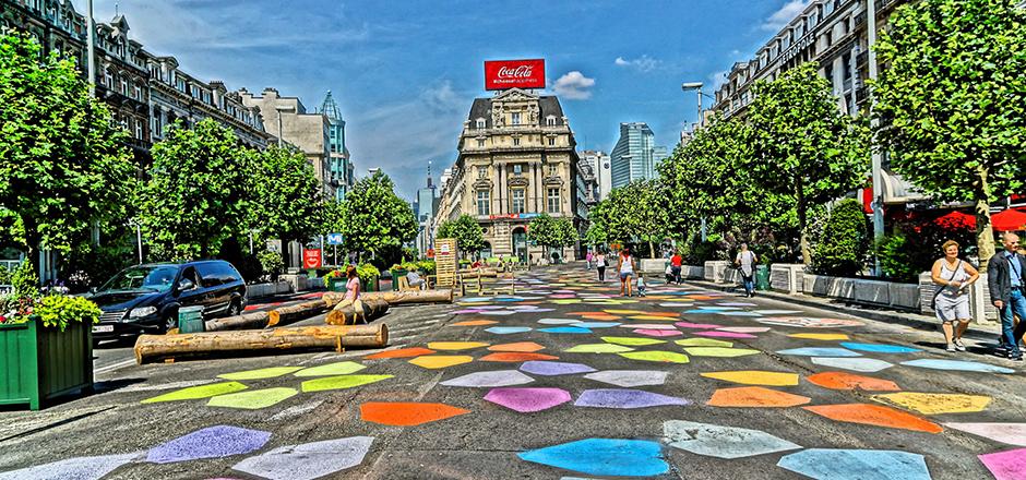 Il y a du changement à Bruxelles: moins de voiture grâce à un nouveau piétonnier. Quelle est la place réservée au vélo dans tout ça?