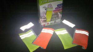 Les gants réfléchissants de Mélamitaine: j'achète!