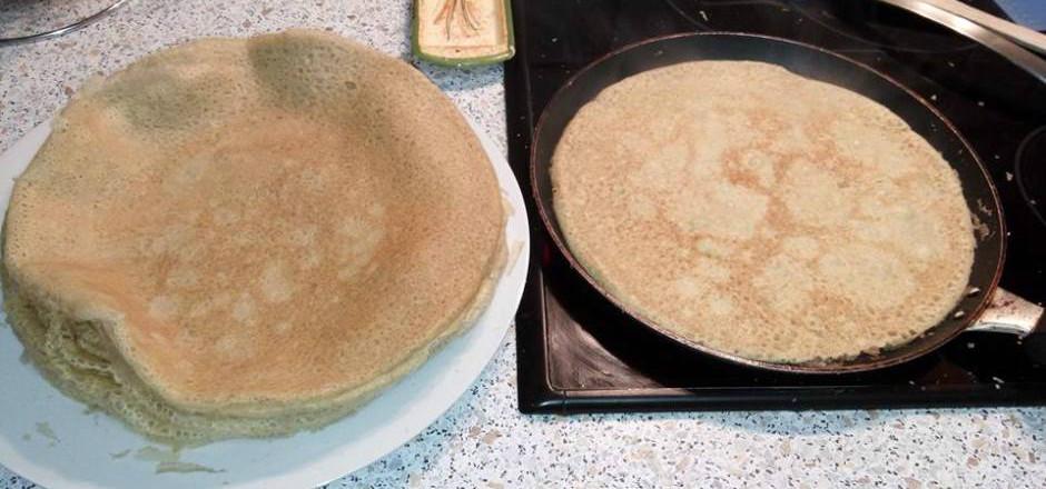 Vélizienne nous partage sa fétiche recette de crêpes: sans gluten ni lait, salées ou sucrées, à vous de choisir!