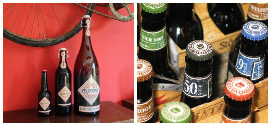 La bière après une sortie vélo peut apporter de bonnes choses! On fait le point sur les plus et les moins de cette boisson à déguster avec modération!
