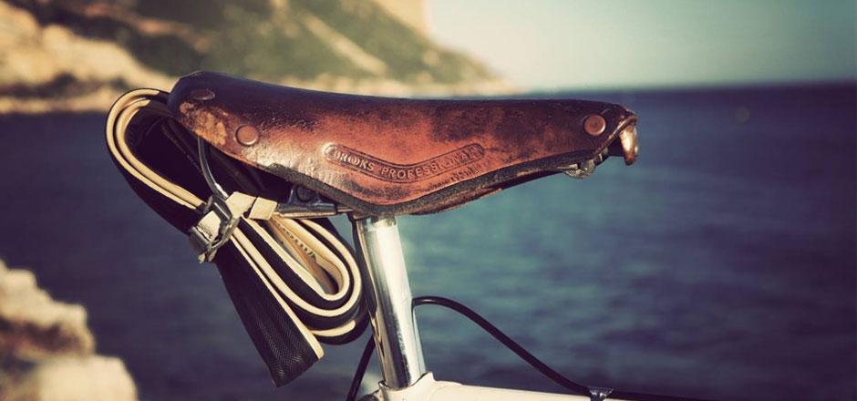 Comment entretenir une selle de vélo en cuir?