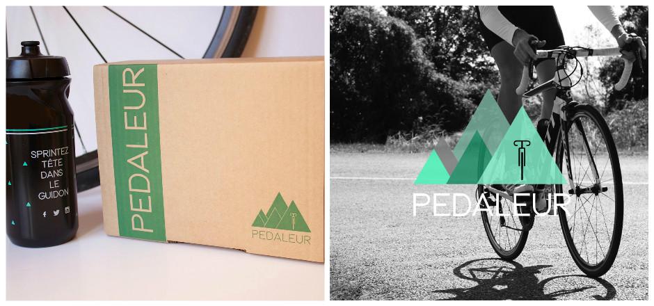 Si vous aimez les surprises, vous allez adorer la box de Pédaleur! Un coffret pour cycliste au contenu secret, plein de cadeaux utiles. Il fallait y penser!