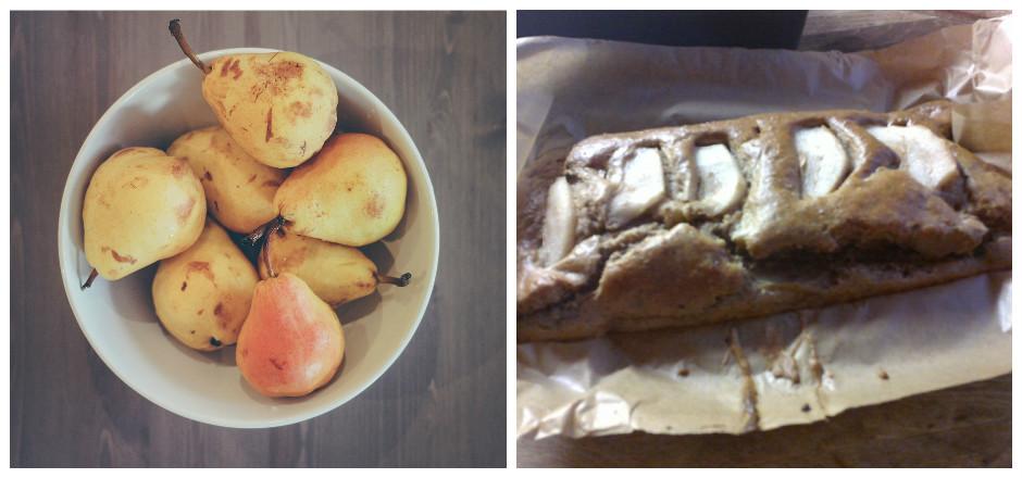Grâce à Mulinsport, dégustez cette semaine un gâteau aux poires Williams et sucre de fleur de coco! Originalité et saveur au rendez-vous!