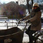 Aline, le vélotaf comme un reflex