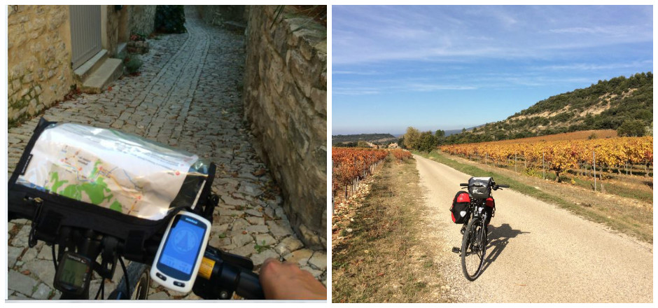Marine vous confie quelques pépites dégotées lors de son voyage à vélo dans la Drôme Provençale. De quoi vous faire rêver pour vos prochaines vacances.