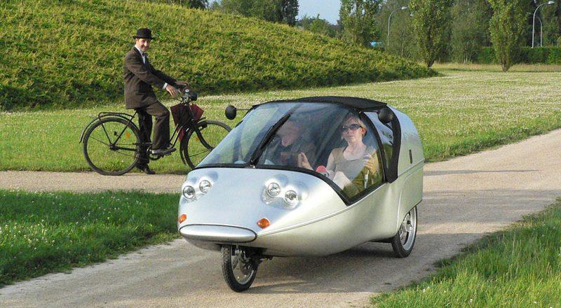 Le TWIKE: une voiture à pédales pour 2016?